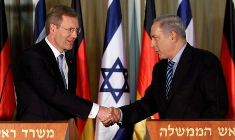 Wulff demands peace engagement from Israel