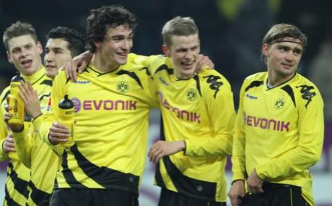 Dortmund domination continues but Bayern win again