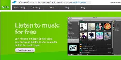 Spotify poaches radio revenues
