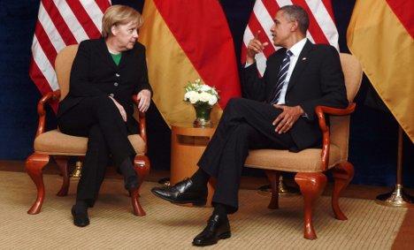 Jealous of an unsatisfied Germany
