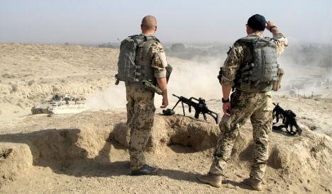 Psychiatrists needed to cope with army trauma
