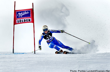 Sweden's Pietilä Holmner wins first World Cup title
