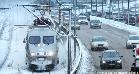 Rail operators prepared for harsh winter: report
