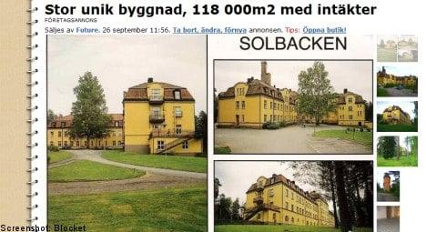 Swedish home prices continue upward climb