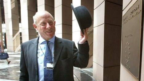 British MEP punished for Nazi slogan