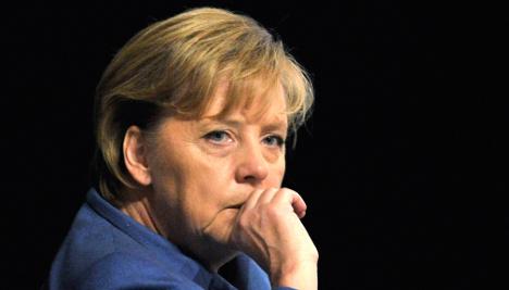 Merkel gets prestigious US 'freedom medal'