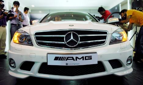Indian official calls German cars 'criminal'