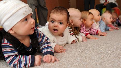 Births hit record low