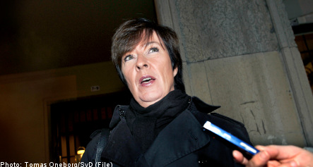 Party seeks quick ruling on Sahlin's future