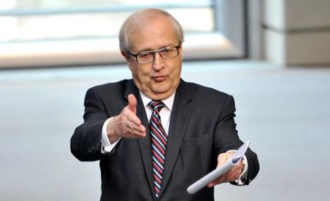 Brüderle: EU can't 'throw money' at debt crisis