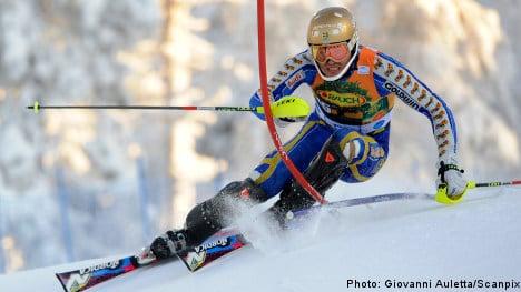 Myhrer runner up in Alpine season opener