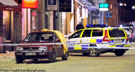 Man arrested after Stockholm killing