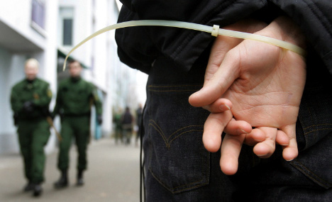 Terrorism suspects arrested in Germany