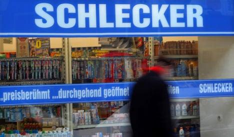 Schlecker drugstores set for major facelift
