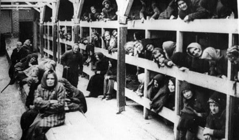 Fraudsters scammed Holocaust victims' fund