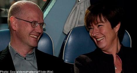 Sahlin calls on Social Democrat heads to resign