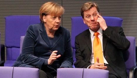 German Media Roundup: A timid Merkel and inept Westerwelle?