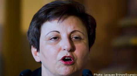 Nobel laureate: 'Ericsson is aiding Iran'
