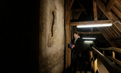 Mediaeval graffiti casts light on everyday workers at nunnery