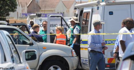 Third arrest in killing of Swedish honeymooner