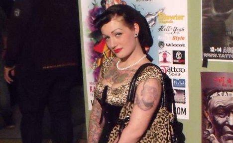 Tattoo convention draws ink aficionados