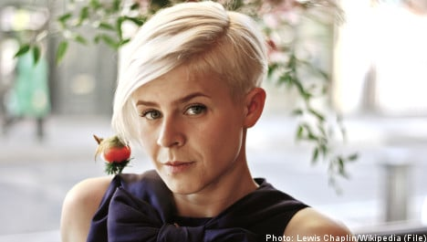 Singer Robyn named Swede Of The Year