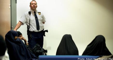 Two Swedes jailed for plotting Somalia attacks