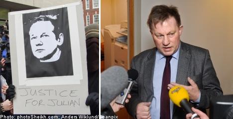 Assange rape claims not part of WikiLeaks: lawyer