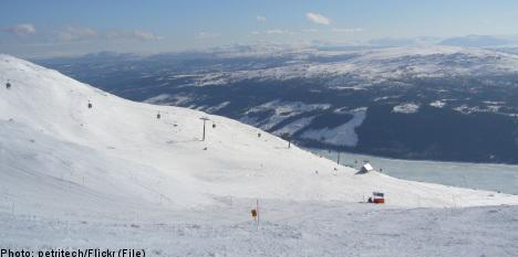 Swedish ski resort hit by avalanches