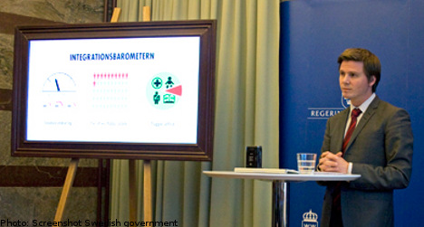 Sweden launches integration policy reform