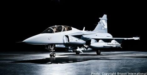 Sweden 'tricked' in failed Norway Gripen bid