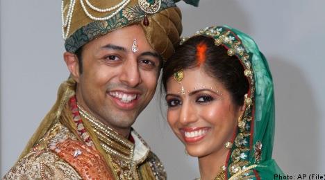 Slain Swedish bride's husband arrested