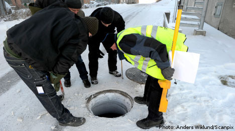 Swedish city takes fight to water parasite
