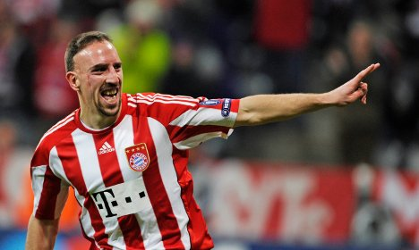 Ribery double fires Bayern to victory over Basel