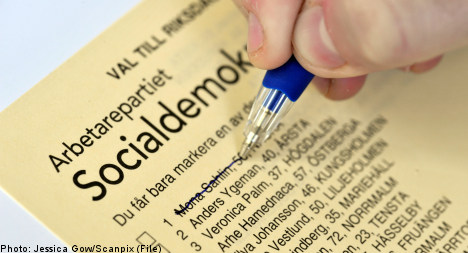 Social Democrats blame taxes for election loss