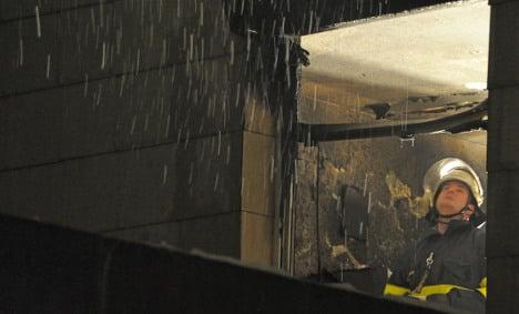 Three seniors killed in nursing home fire