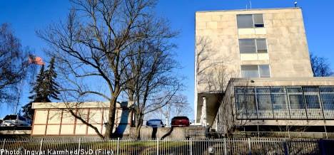 US embassy: 'Sweden no longer neutral'