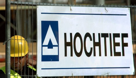 Hochtief hopes Qatar stake will fend off ACS