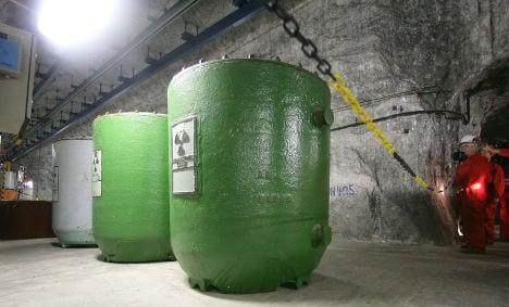 Germany kills Russian nuclear waste shipments