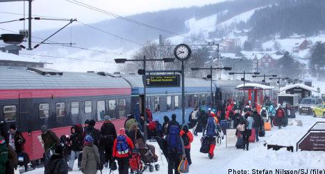Swedes sour on train travel: survey