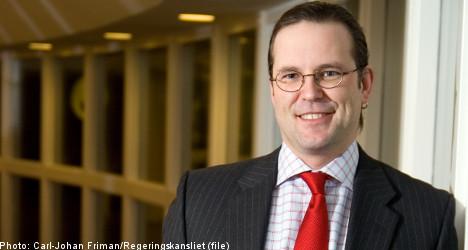 FT ranks Borg fourth of EU financial chiefs