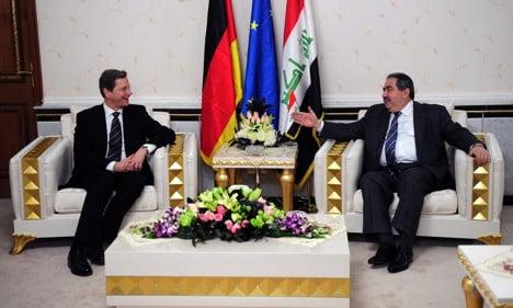 Westerwelle makes surprise visit to Iraq