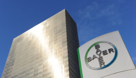 Bayer to spend €1 billion on China expansion