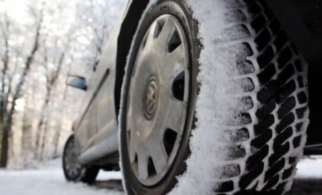 Winter tyre rule causes supply shortage