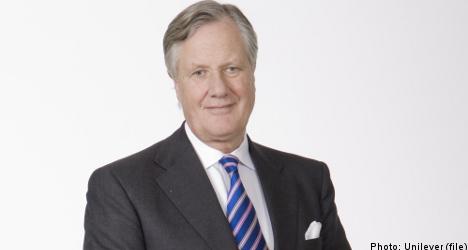Ericsson chairman announces resignation