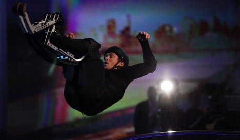 Wetten, dass? stopped after on-air accident