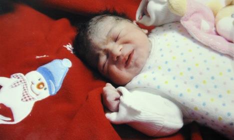 Newborn baby stolen from Frankfurt hospital