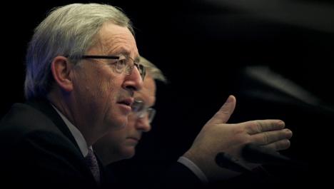 Juncker blasts Berlin for 'un-European' behaviour