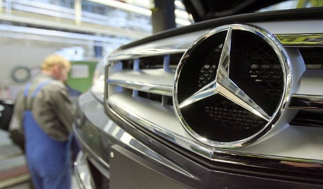 Mercedes to build C-Class in South Africa