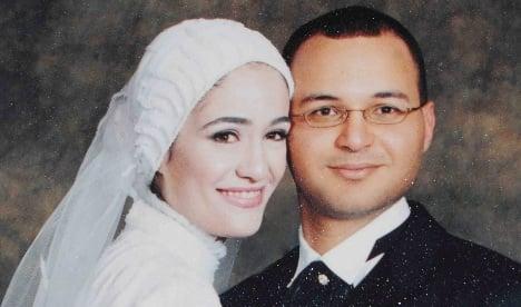 Family of 'veil martyr' files case against Dresden judges